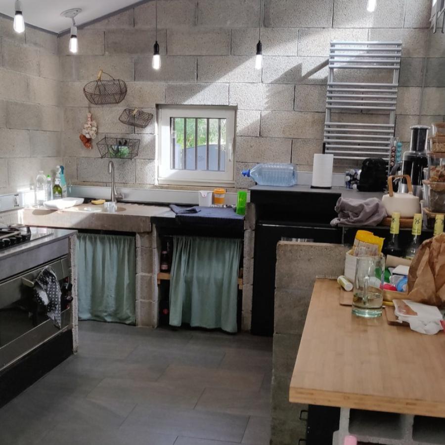 Renovation Et Amenagement De Cuisine A Saint Cyr Sur Mer Par